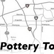 6th Annual San Diego Pottery Tour