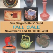 San Diego Potters' Guild Fall Sale