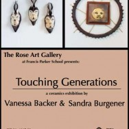 Touching Generations – a ceramics exhibition