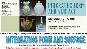 Integrating Form and Surface Workshop