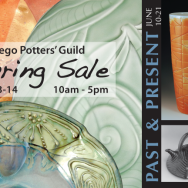 San Diego Potters' Guild Spring Show and Sale