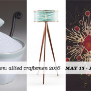 Exhibition: Allied Craftsmen 2016